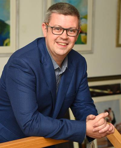 Donagh Murphy - Founder & CEO
